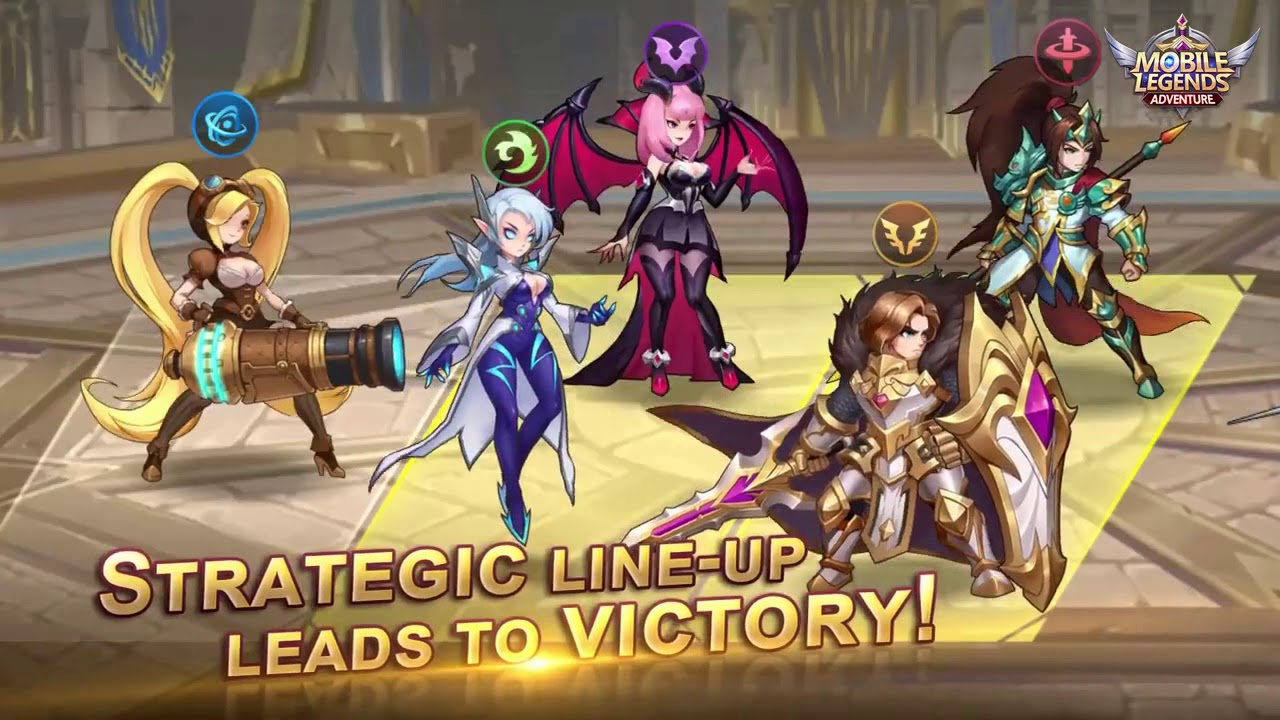 Tips & Strategy Mobile Legends Adventure