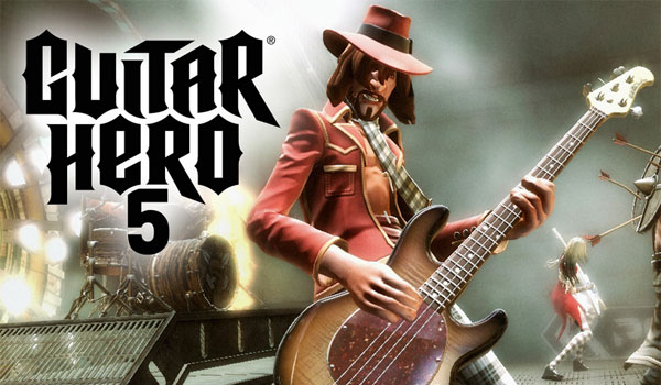 Cheat Guitar Hero 5 PS2, PS3, Xbox 360 & Nintendo Wii Terbaru