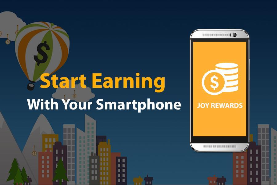 Aplikasi Penghasil Uang Joy Rewards
