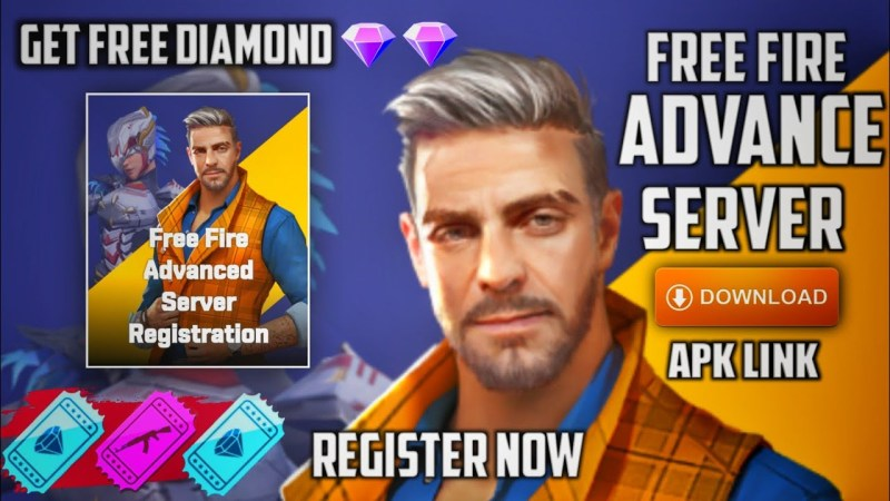 Advance Server Free Fire (FF): Cara Daftar + Download APK