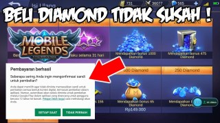 10 Situs Top Up Diamond Mobile Legends (ML) Murah & Terpercaya