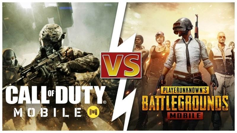 COD Mobile vs PUBG Mobile, Siapa Raja Battle Royale?