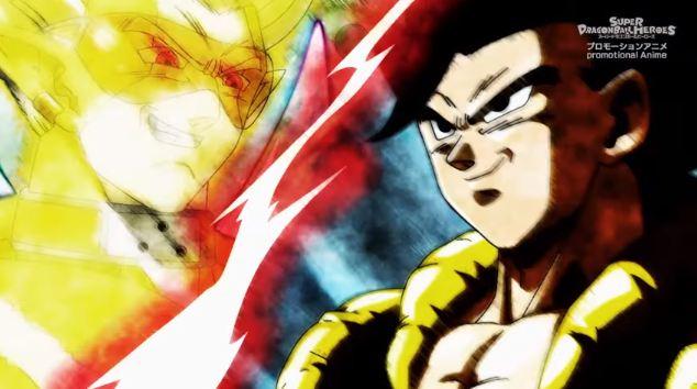 Dragon Ball Heroes Episode 17 [Review dan Sinopsis]