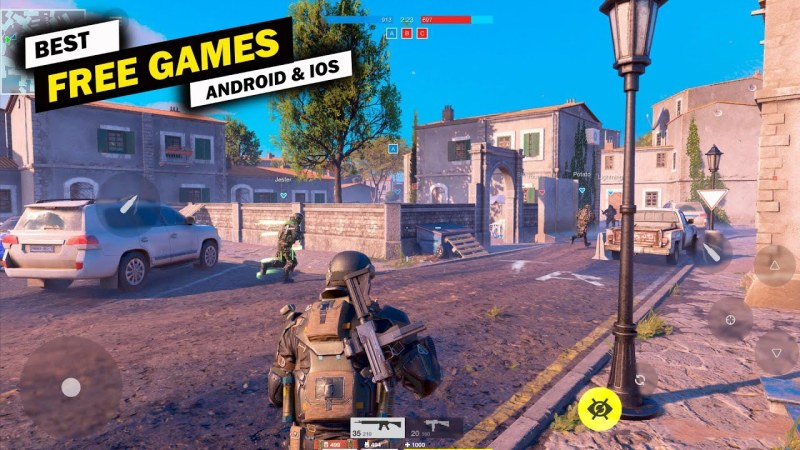 15 Game Android Gratis Terbaik di 2020, Free Download!