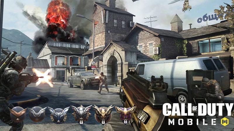 7 Senjata Tersakit COD Mobile (CODM) di 2020, 1x Hit Mati!