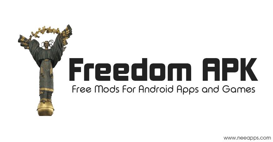 Aplikasi Cheat Game Freedom APK