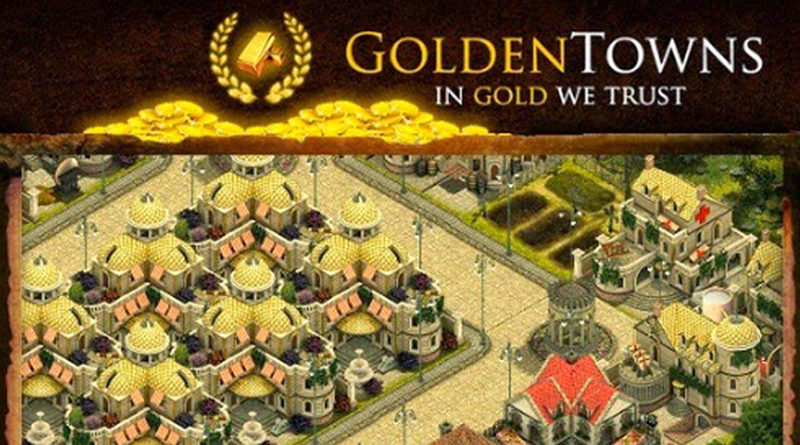 Game GoldenTowns