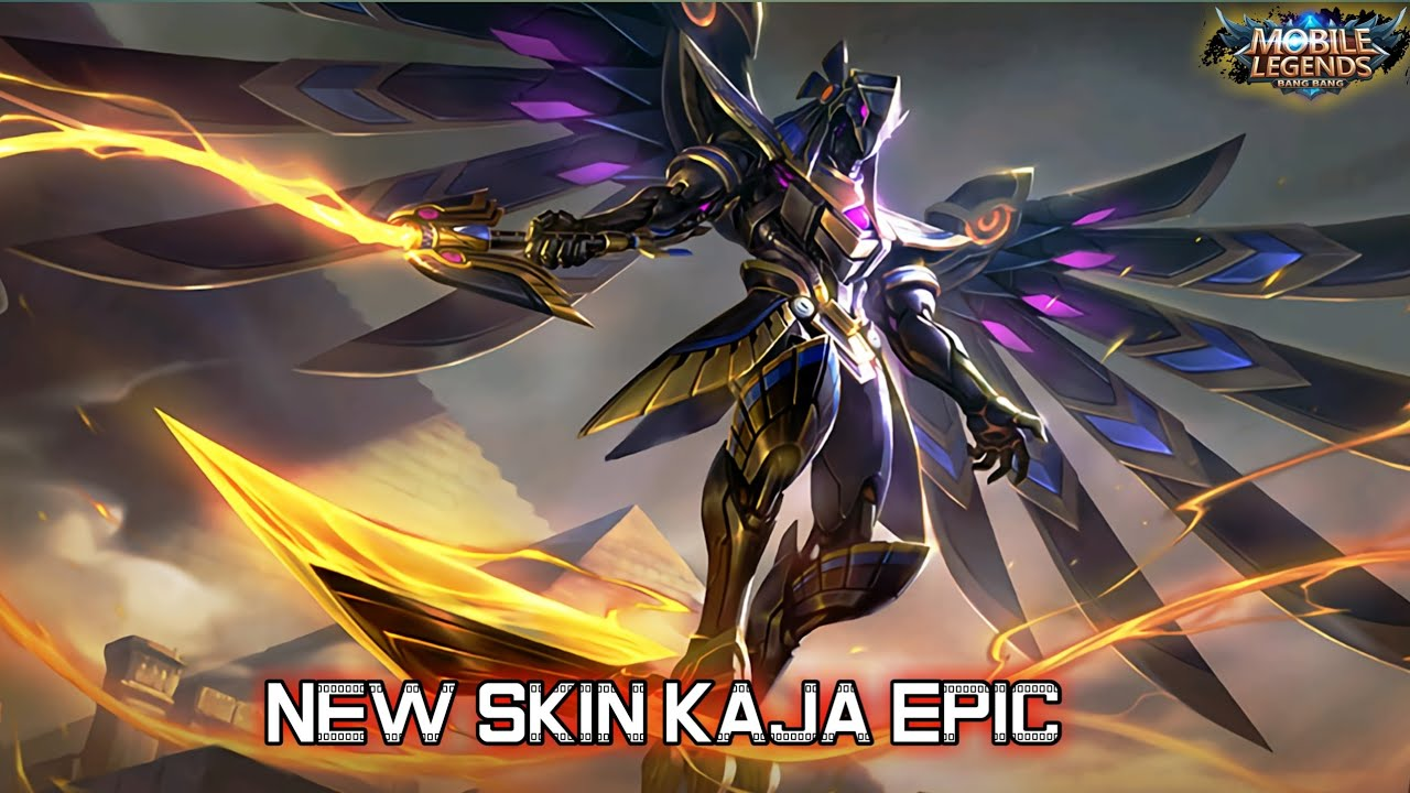 Kaja - Skin Mobile Legends Skyblocker