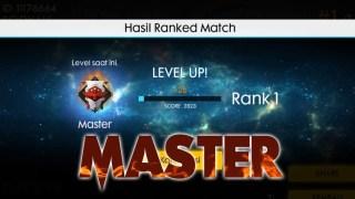 9 Cara Cepat Naik Rank ke Level Master di Free Fire (FF)