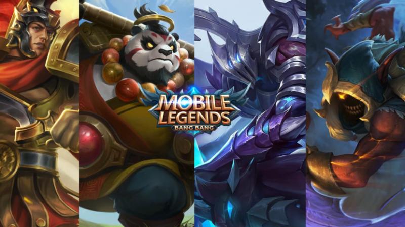 6 Role Hero di Mobile Legends (ML) & Cara Mainnya