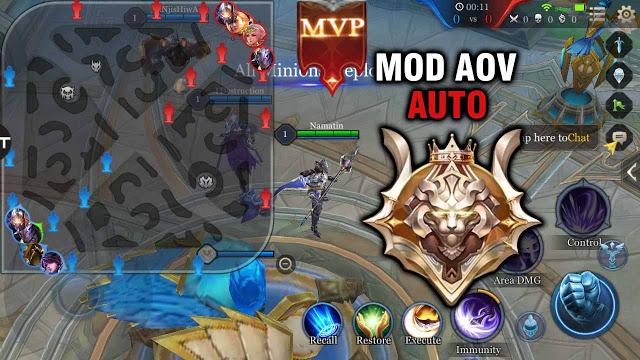 Cheat Map Hack MOD APK Arena of Valor (AoV) Terbaru di 2019