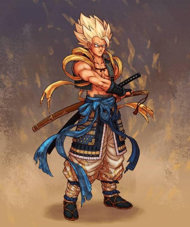 Samurai Gogeta