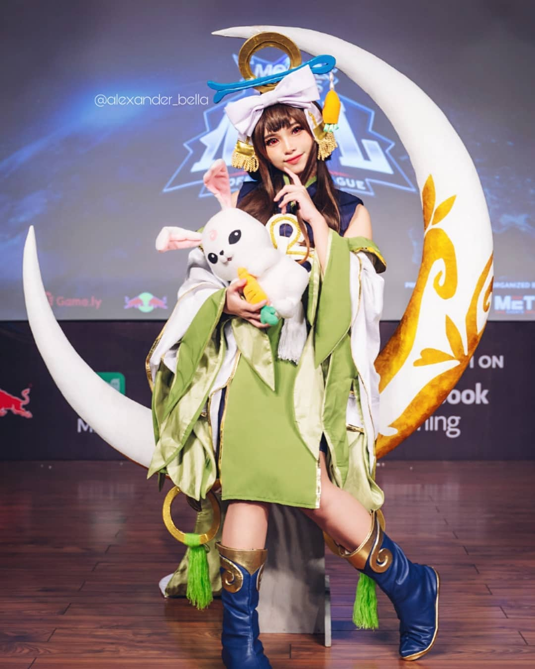 Top Ten Cosplay Mobile Legends