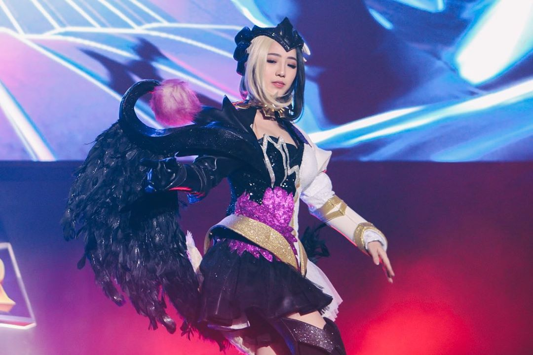 cosplay mobile legends Lunox