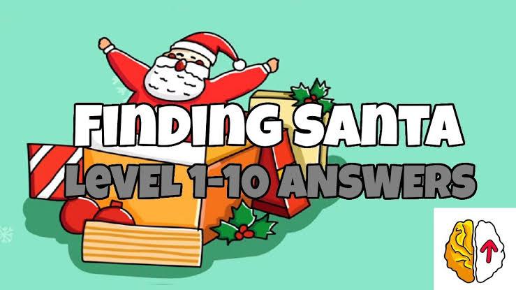 Kunci Jawaban Brain Out Mencari Sinterklas dari Level 1 – 10