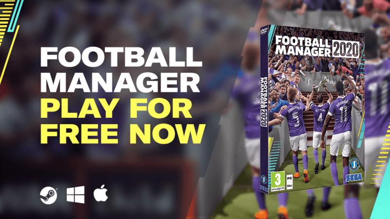 Football Manager (FM) 2020 Bisa di Download & Main Gratis, Ini Caranya!