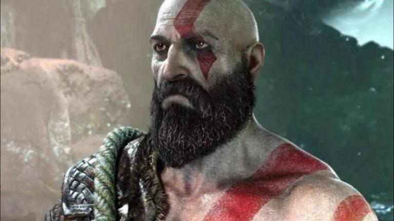 tokoh game terpopuler - Kratos