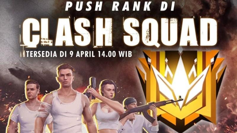 5 Pro Tips Main Rank Mode Clash Squad di Free Fire (FF)