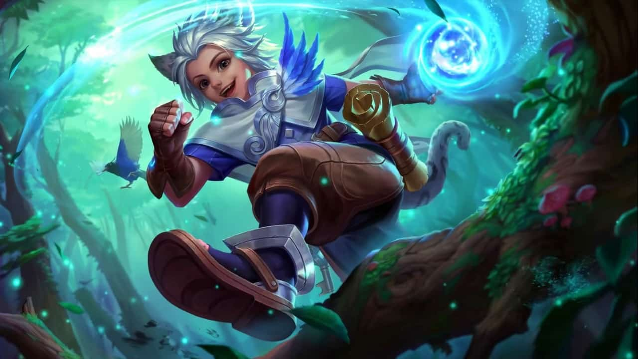 Harith Mage Terbaik Mobile Legends