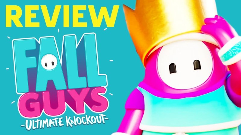 Fall Guys: Gameplay, Karakter, Review & Spesifikasi PC