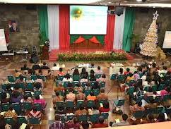 Aparat Gabungan Jaga Ketat Perayaan Misa di Bukittinggi