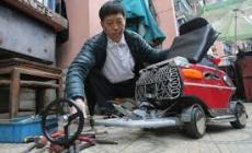 Permalink ke Xu Zhiyun, Hanya Butuh Rp 3 Jutaan Untuk Buat Mobil Mini