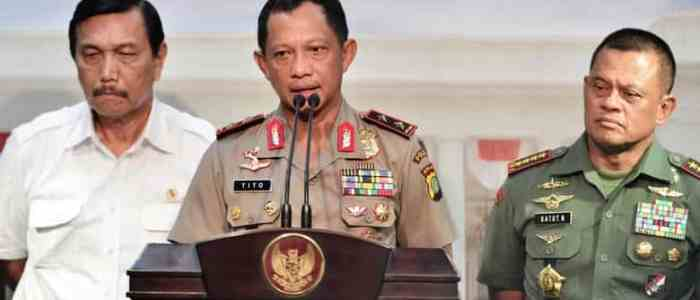 Foto: Foto: Biro Pers Istana