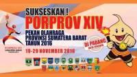 Pekan Olahraga Provinsi Sumatera Barat 2016.