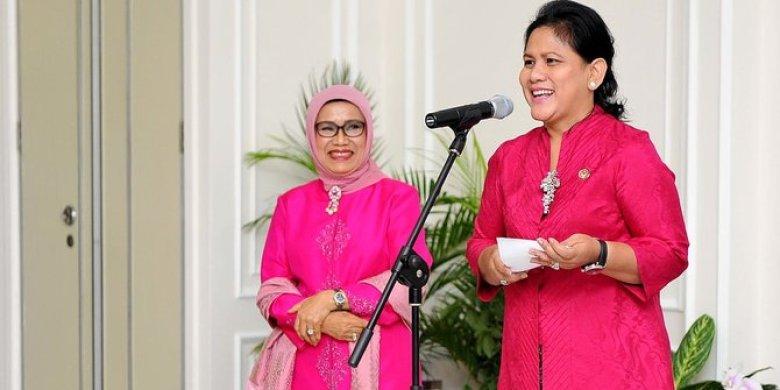 Ibu Negara RI, Iriana Joko Widodo