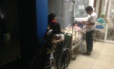 Permalink ke Gempa, Pasien Rumah Sakit M Djamil Berhamburan