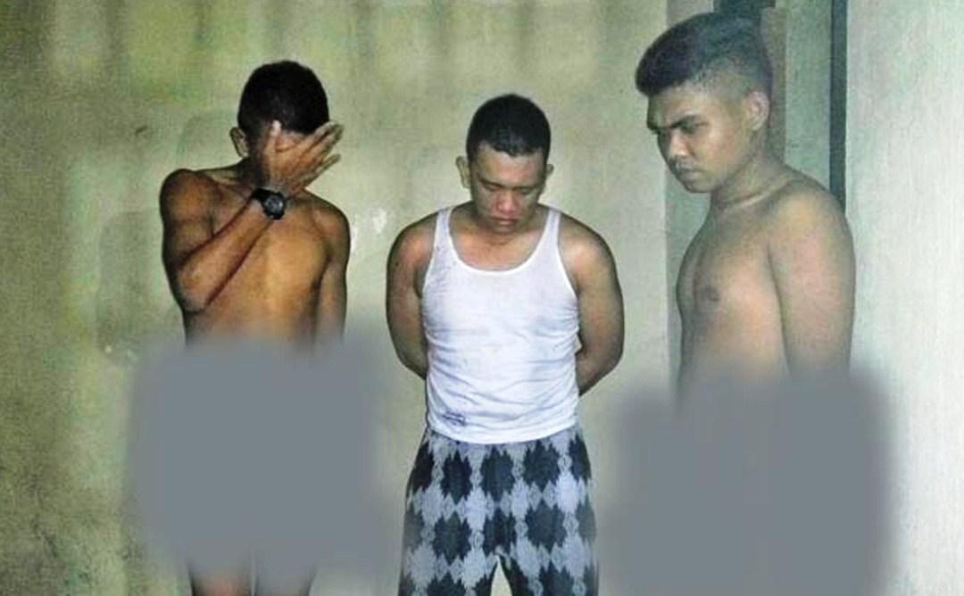 tiga warga sipil mengaku prajurit TNI untuk lancarkan aksinya merampok.