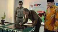 Peresmian LPSE Padangpanjang, Sumatera Barat. (Dokumenter)