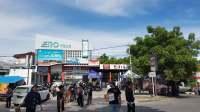 Aksi galang dana peduli Rohingya yang digelar Musisi Sumatera Barat di kawasan Jalan Juanda, Kota Padang, Jumat (22/9/2017).