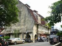 Bangunan Kota Tua, Muara, Kota Padang