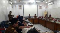 DPRD Pangandaran Jawa Barat saat melakukan kunjungan kerja ke DPRD Kota Padang. Foto : Istimewa