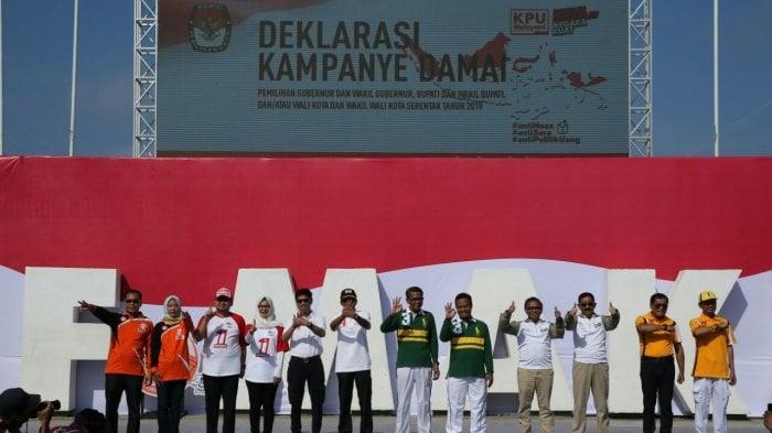 Kampanye Damai Pemilu Indonesia 2009 Hari Ke 5