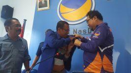 Ketua Badan Diklat gerindra Pindah ke Nasdem2
