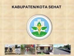 Sijunjung Kembali Raih Penghargaan Kabupaten Sehat