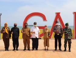 New Normal, Wagub Sumbar Tinjau Destinasi Wisata Padang Pariaman