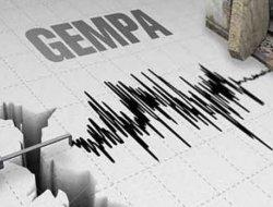 Update ! Gempa 6,3 SR Berpusat Mentawai dan Tidak Berpotensi Tsunami