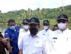 Menteri KP Sebut Minta Dirjen untuk Dirikan Pabrik Pakan Ikan di Pasaman