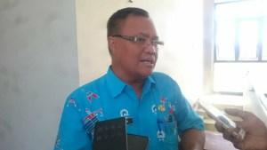 Sekretaris BPKPP Kabupaten Sumbawa, Syahruddin, SH