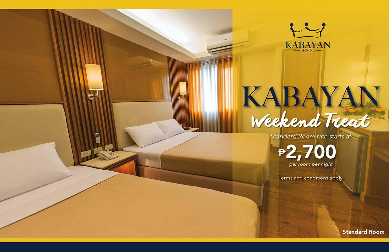Kabayan Hotel Pasay Official Website From 66964