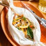 Hoe 2x makkelijk vis in papillot maken: recept Sandra Bekkari