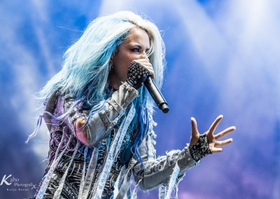 ARCH ENEMY – RockHarz 2017