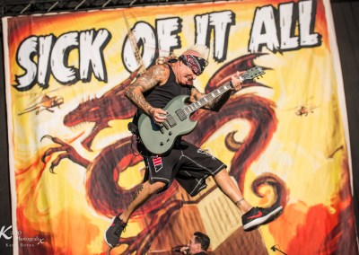SICK OF IT ALL – Full Force 2019 – Ferropolis Die Stadt aus Eisen