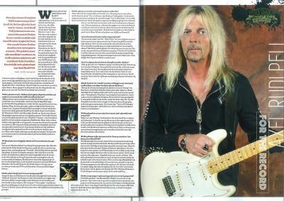 B Rock Tribune - Juni2019 - ForTheRecord