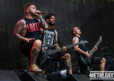 HEART OF A COWARD – MetalDays 2019