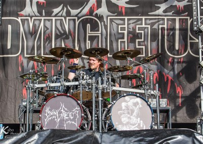 DYING FETUS – MetalDays 2016