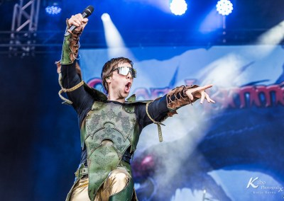 GLORYHAMMER – RockHarz Open Air 2016